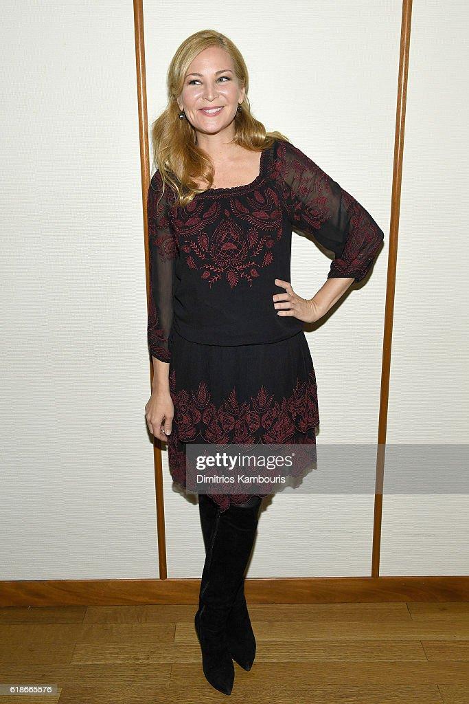 Actress Jennifer Westfeldt attends Through Her Lens: The Tribeca CHANEL Women's Filmmaker Program cocktail at Smyth Hotel on October 27, 2016 in New York City.