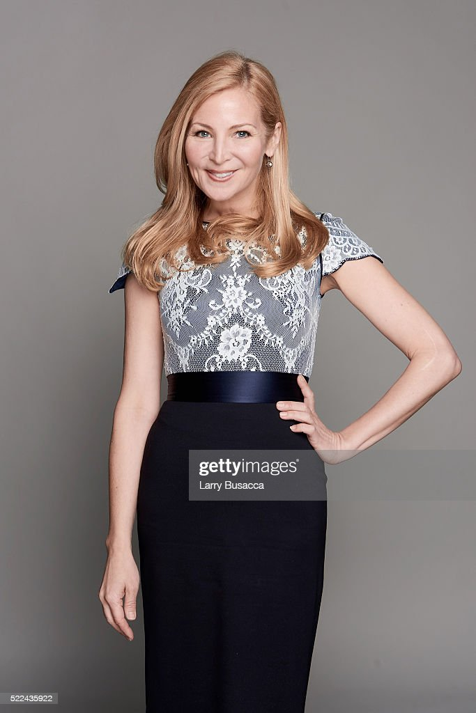 Actress Jennifer Westfeldt poses for a portrait during the Juror Welcome Lunch at the 2016 Tribeca Film Festival on April 14, 2016 in New York City.