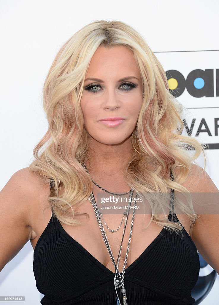 Actress Jenny McCarthy arrives at the 2013 Billboard Music Awards at the MGM Grand Garden Arena on May 19, 2013 in Las Vegas, Nevada.