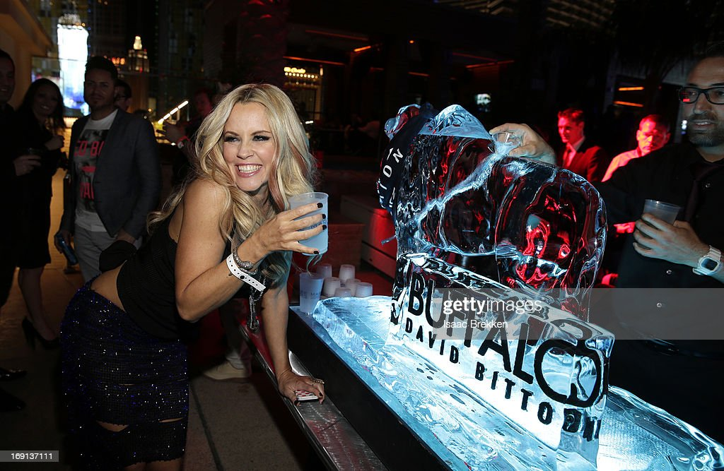 Actress Jenny McCarthy attends the Buffalo David Bitton/Billboard Awards afterparty at Marquee Nightclub In The Cosmopolitan on May 19, 2013 in Las Vegas, Nevada.