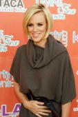 Actress Jenny McCarthy attends the launch party for kidsLA Magazine at The Treehouse Social Club December 9 2007 in West Hollywood California