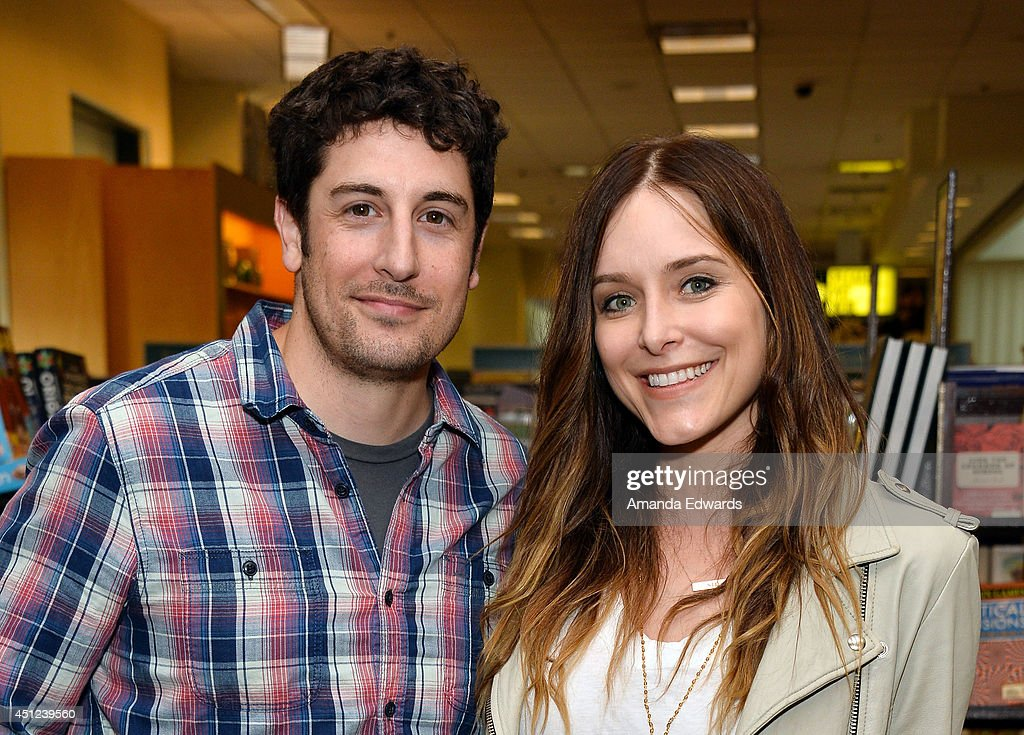 "Jenny Mollen Signs And Discusses Her New Book ""I Like You Just The Way I Am"""