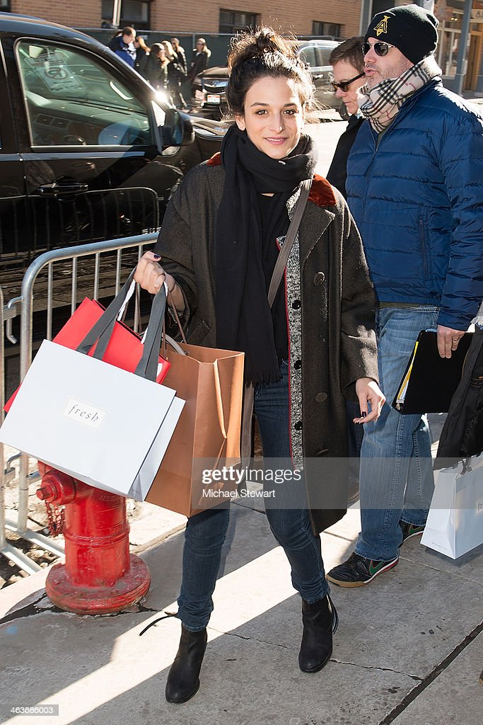 Actress Jenny Slate attends Oakley Learn To Ride With AOL at Sundance on January 18, 2014 in Park City, Utah.