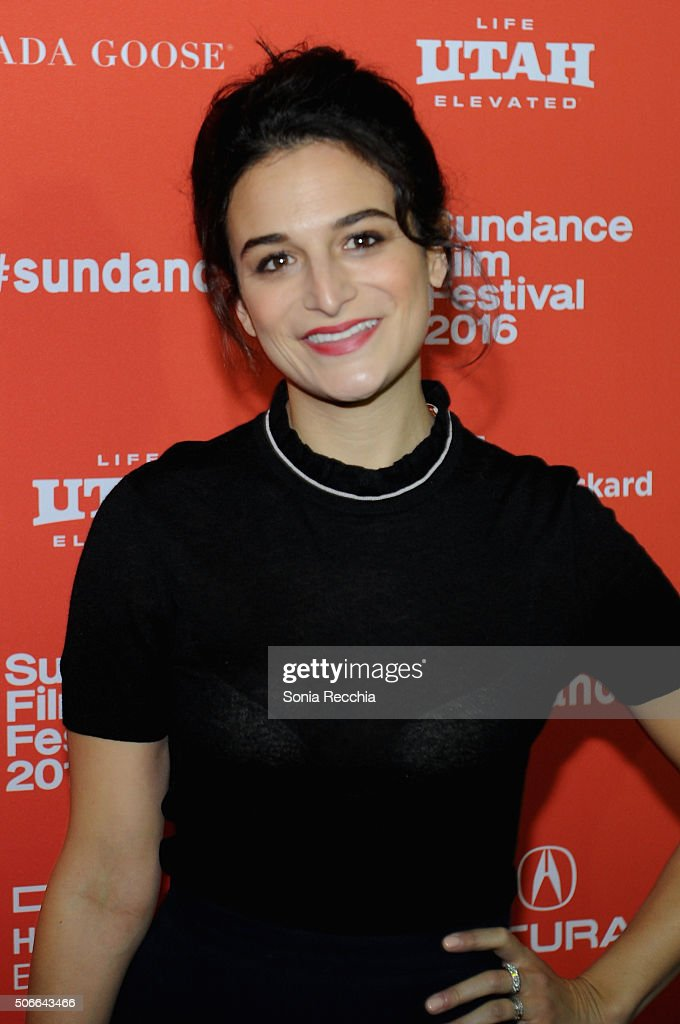 Actress Jenny Slate attends the 'Joshy' Premiere during the 2016 Sundance Film Festival at Library Center Theater on January 24, 2016 in Park City, Utah.