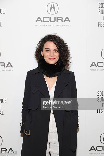 Actress Jenny Slate attends the 'Landline' Party at The Acura Studio during Sundance Film Festival 2017 on January 20 2017 in Park City Utah