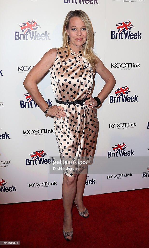 """BritWeek's 10th Anniversary - Performance Of """"Muder, Lust And Madness"""" - Arrivals"""