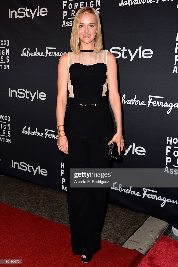 Actress <a gi-track='captionPersonalityLinkClicked' href=/galleries/search?phrase=Jess+Weixler&family=editorial&specificpeople=4117574 ng-click='$event.stopPropagation()'>Jess Weixler</a> arrives at the TIFF HFPA / InStyle Party during the 2013 Toronto International Film Festival at Windsor Arms Hotel on September 9, 2013 in Toronto, Canada.