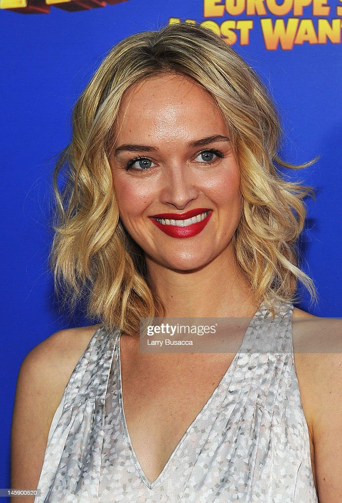 Actress Jess Weixler attends the 'Madagascar 3: Europe's Most Wanted' New York Premiere at Ziegfeld Theatre on June 7, 2012 in New York City.