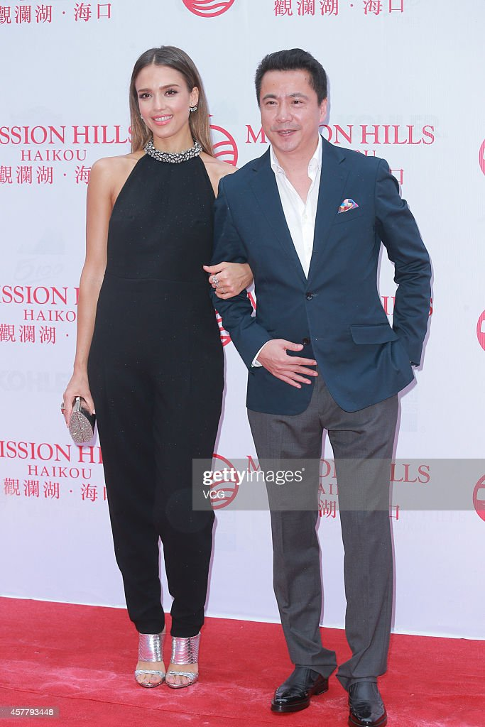 Mission Hills World Celebrity Pro-Am Opening Ceremony