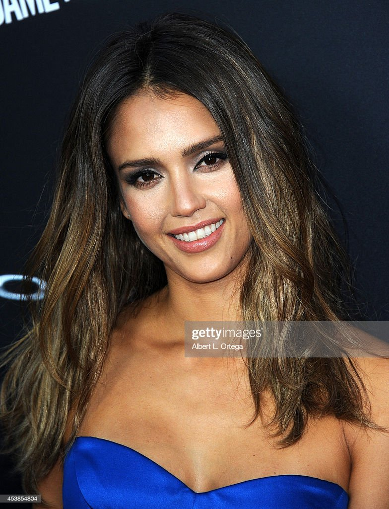 Actress <a gi-track='captionPersonalityLinkClicked' href=/galleries/search?phrase=Jessica+Alba&family=editorial&specificpeople=201811 ng-click='$event.stopPropagation()'>Jessica Alba</a> arrives for the Premiere Of Dimension Films' 'Sin City: A Dame To Kill For' held at the TCL Chinese Theatre on August 19, 2014 in Hollywood, California.