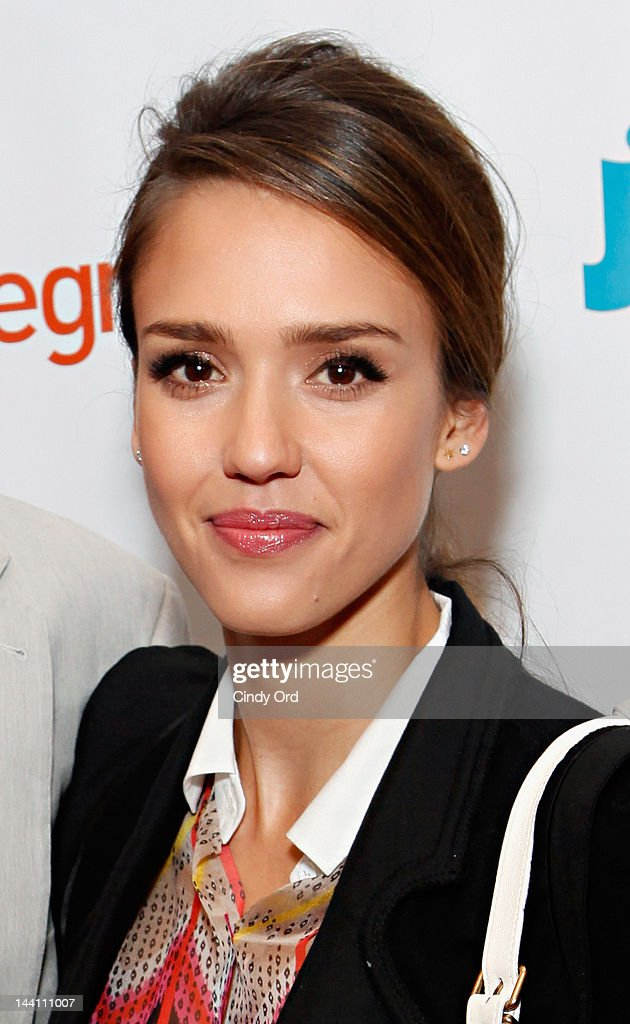 Actress <a gi-track='captionPersonalityLinkClicked' href=/galleries/search?phrase=Jessica+Alba&family=editorial&specificpeople=201811 ng-click='$event.stopPropagation()'>Jessica Alba</a> attends Big City Moms Biggest Baby Shower Ever produced by Big City Moms and Fit Pregnancy on May 9, 2012 in New York City.