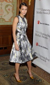 Actress Jessica Alba attends the 2012 Outstanding Mother Awards at The Pierre Hotel on May 10 2012 in New York City