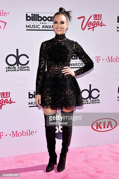 Actress Jessica Alba attends the 2016 Billboard Music Awards at TMobile Arena on May 22 2016 in Las Vegas Nevada