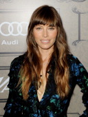 Actress Jessica Biel arrives at Variety's Power of Women presented by Lifetime at the Beverly Wilshire Hotel on October 5 2012 in Beverly Hills...