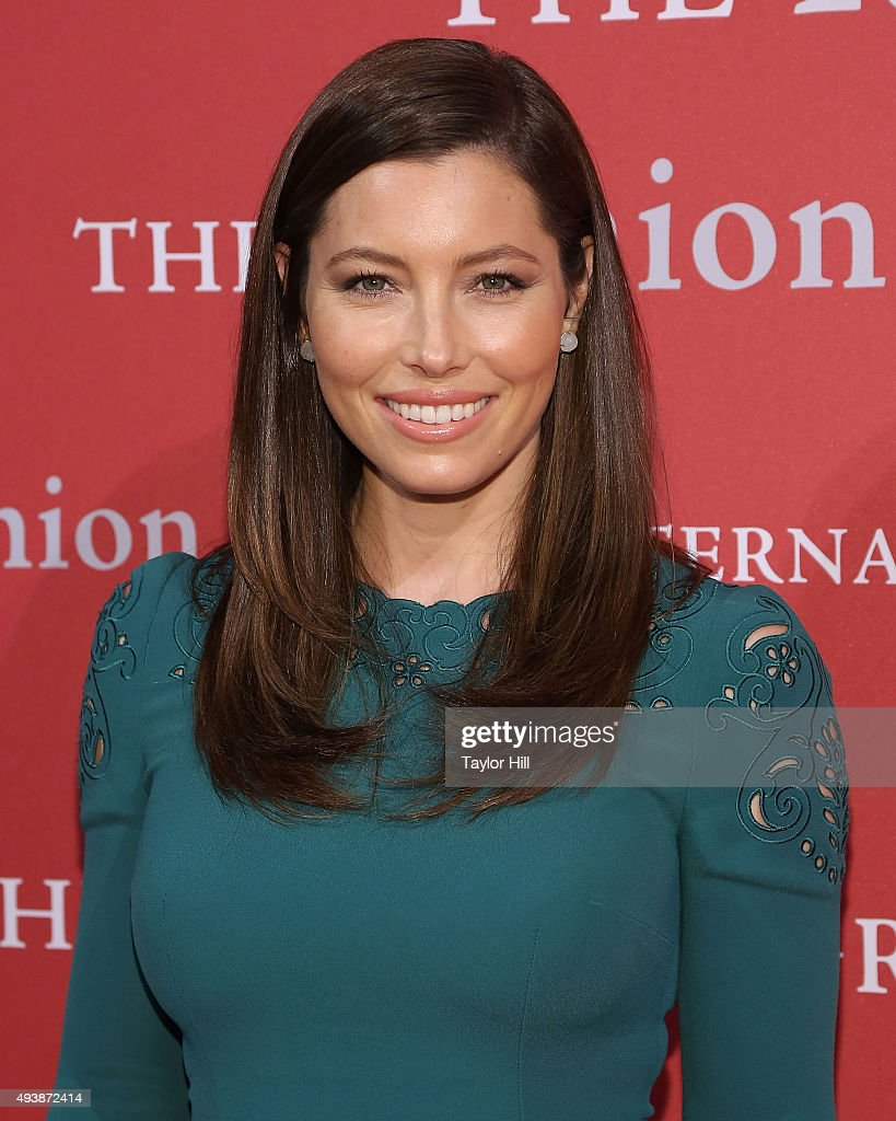 Actress <a gi-track='captionPersonalityLinkClicked' href=/galleries/search?phrase=Jessica+Biel&family=editorial&specificpeople=203011 ng-click='$event.stopPropagation()'>Jessica Biel</a> attends Fashion Group International's 2015 Night of Stars: The Revolutionaries at Cipriani Wall Street on October 22, 2015 in New York City.