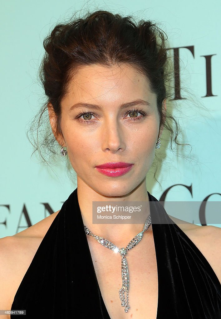Actress <a gi-track='captionPersonalityLinkClicked' href=/galleries/search?phrase=Jessica+Biel&family=editorial&specificpeople=203011 ng-click='$event.stopPropagation()'>Jessica Biel</a> attends the 2014 Tiffany's Blue Book Gala at the Guggenheim Museum on April 10, 2014 in New York City.