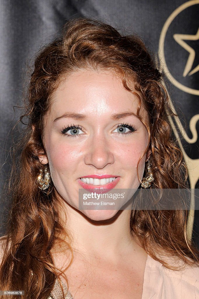 Actress Jessica Cadden Osborne arrives at the 31st Annual Lucille Lortel Awards at NYU Skirball Center on May 1, 2016 in New York City.