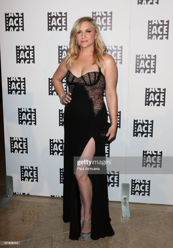 Actress Jessica Capshaw attends the 63rd Annual ACE Eddie Awards at The Beverly Hilton Hotel on February 16, 2013 in Beverly Hills, California.