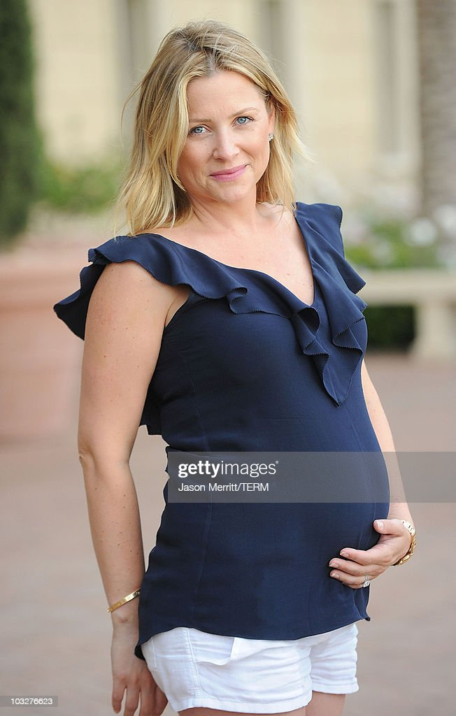 Jessica Capshaw at Pelican Hill Resort | Getty Images