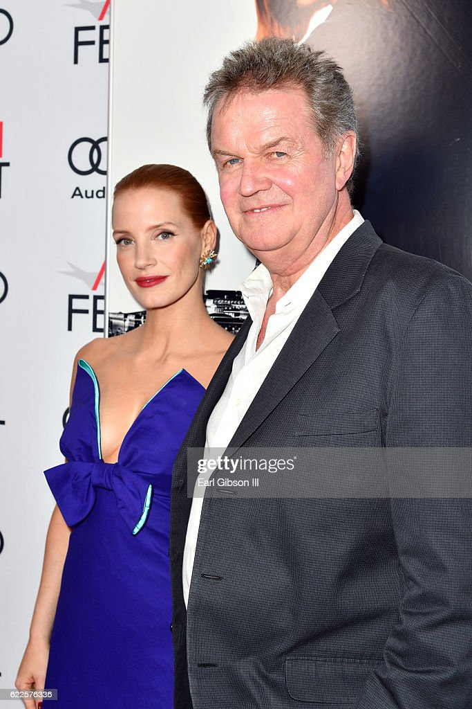 """AFI FEST 2016 Presented By Audi - Premiere Of EuropaCorp USA's """"Miss Sloane"""" - Red Carpet"""
