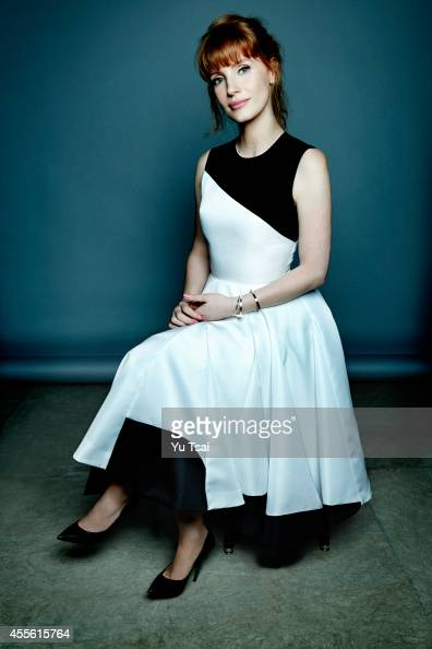 Actress Jessica Chastain is photographed for Variety on September 6 2014 in Toronto Ontario