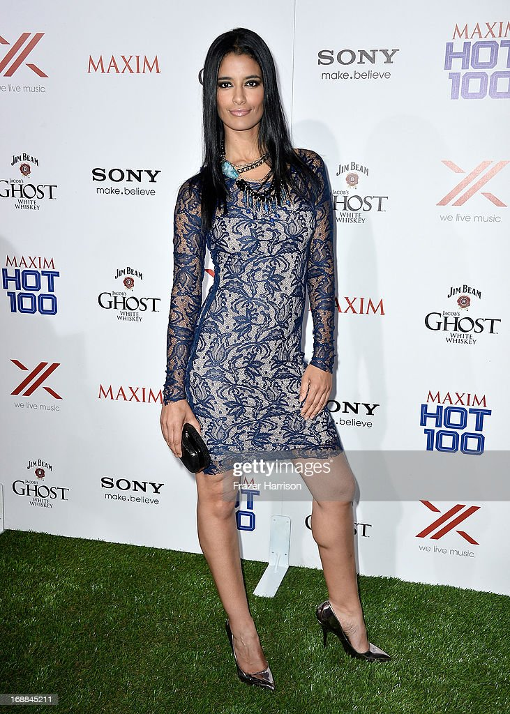 Actress Jessica Clark attends the Maxim Hot 100 Party at Create on May 15, 2013 in Hollywood, California.