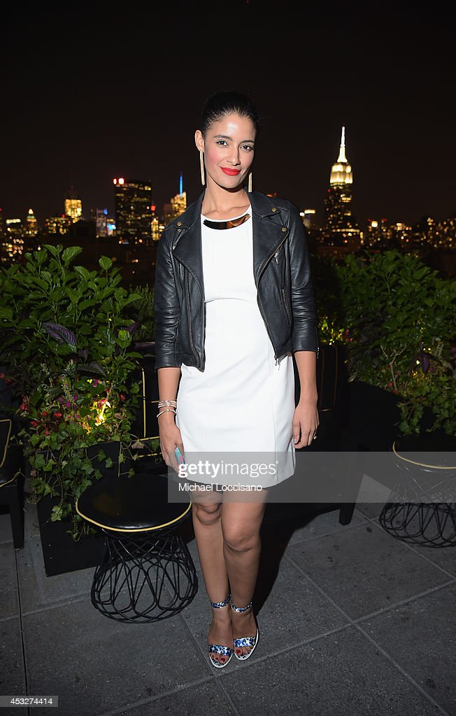 Actress Jessica Clark, Operation Barn Owl, attends the 2nd Annual Lexus Short Films 'Life is Amazing' After Party presented by The Weinstein Company and Lexus at Dream Downtown on August 6, 2014 in New York City.