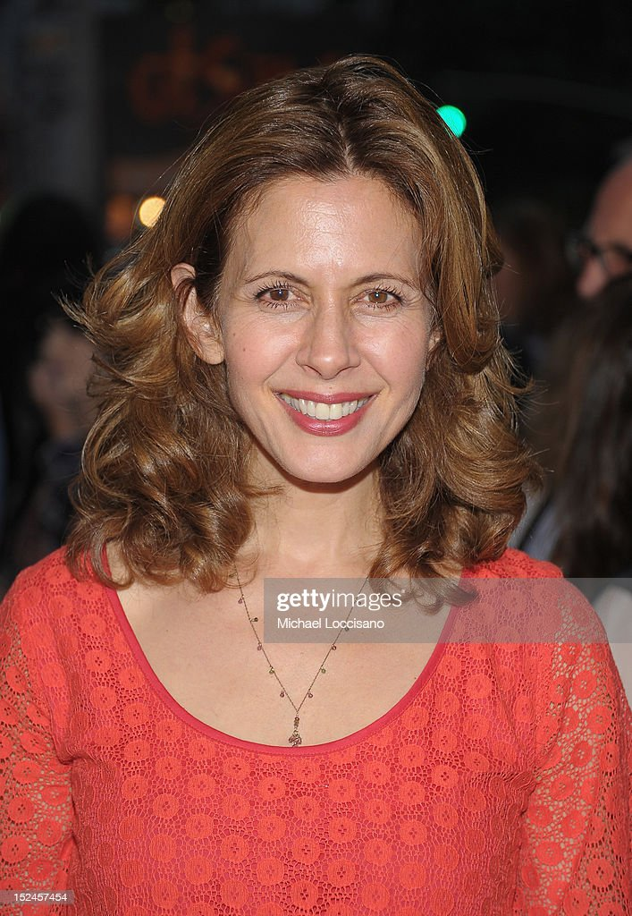 Actress Jessica Hecht attends the 'If There Is I Haven't Found It' Broadway opening night at Laura Pels Theatre on September 20, 2012 in New York City.