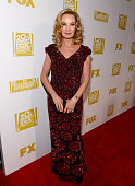 Actress Jessica Lange arrives at the FOX After Party for the 70th Annual Golden Globe Awards held at The FOX Pavillion at The Beverly Hilton Hotel on...