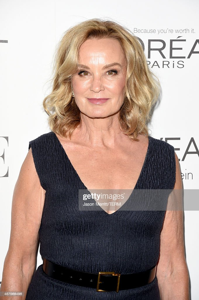 Actress <a gi-track='captionPersonalityLinkClicked' href=/galleries/search?phrase=Jessica+Lange&family=editorial&specificpeople=203310 ng-click='$event.stopPropagation()'>Jessica Lange</a> attends ELLE's 21st Annual Women in Hollywood Celebration at the Four Seasons Hotel on October 20, 2014 in Beverly Hills, California.