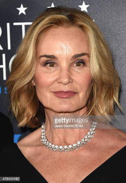 Actress Jessica Lange attends the 5th Annual Critics' Choice Television Awards at The Beverly Hilton Hotel on May 31 2015 in Beverly Hills California