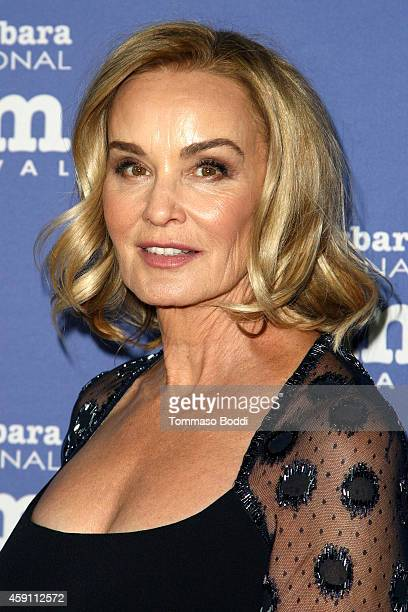 Actress Jessica Lange attends the Santa Barbara International Film Festival's 9th annual Kirk Douglas Award for excellence in film honoring Jessica...
