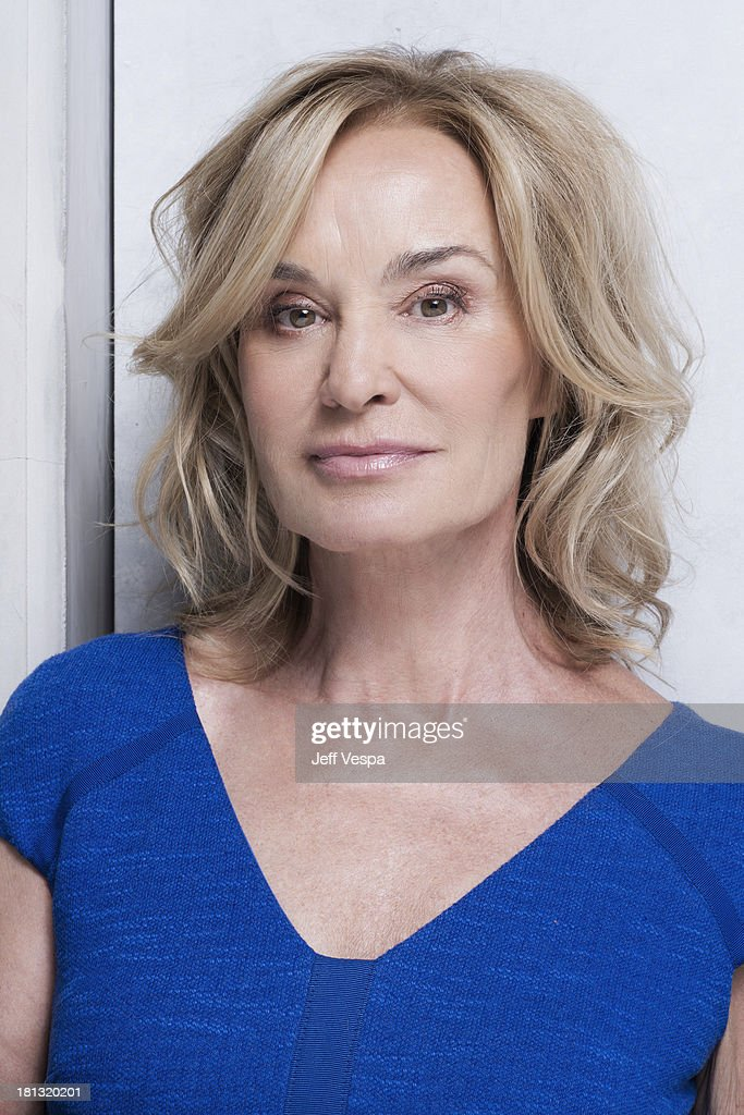 Actress Jessica Lange is photographed at Toronto Film Festival on September 7, 2013 in Toronto, Ontario.