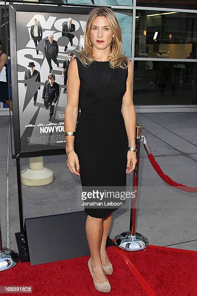 Actress Jessica Lindsay attends the 'Now You See Me' Los Angeles Special Screening at ArcLight Hollywood on May 23 2013 in Hollywood California