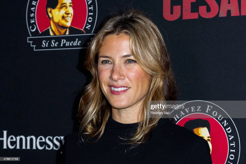 Actress Jessica Lindsey attends the 'Cesar Chavez' Los Angeles Premiere at TCL Chinese Theatre on March 20, 2014 in Hollywood, California.