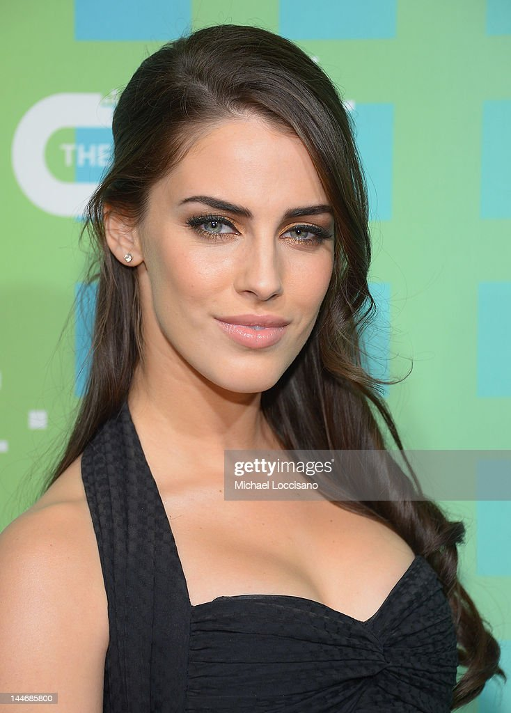 Actress Jessica Lowndes attends The CW Network's New York 2012 Upfront at New York City Center on May 17, 2012 in New York City.