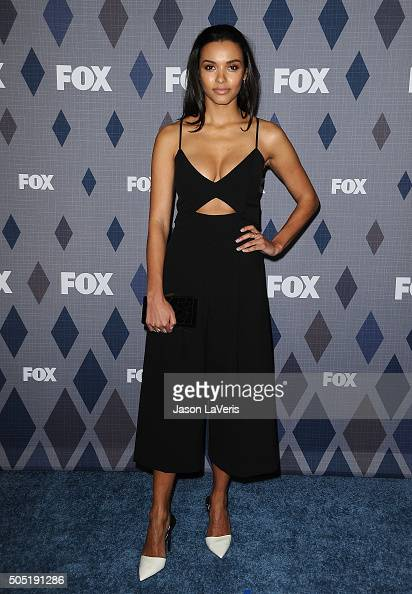 Actress Jessica Lucas attends the FOX winter TCA 2016 AllStar party at The Langham Huntington Hotel and Spa on January 15 2016 in Pasadena California