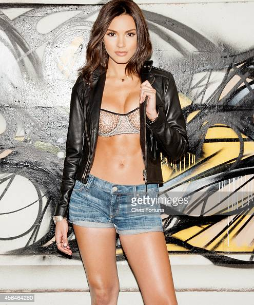 Actress Jessica Lucas is photographed for Complex Magazine on January 22 2013 in Los Angeles California