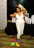 Actress Jessica Marie Garcia attends the Backstage Creations retreat at Teen Choice 2015 at the Galen Center on August 16 2015 in Los Angeles...