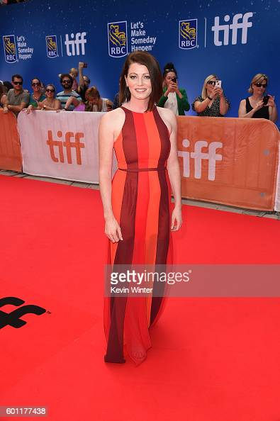 Actress Jessica Oyelowo attends the 'A United Kingdom' premiere during the 2016 Toronto International Film Festival at Roy Thomson Hall on September...