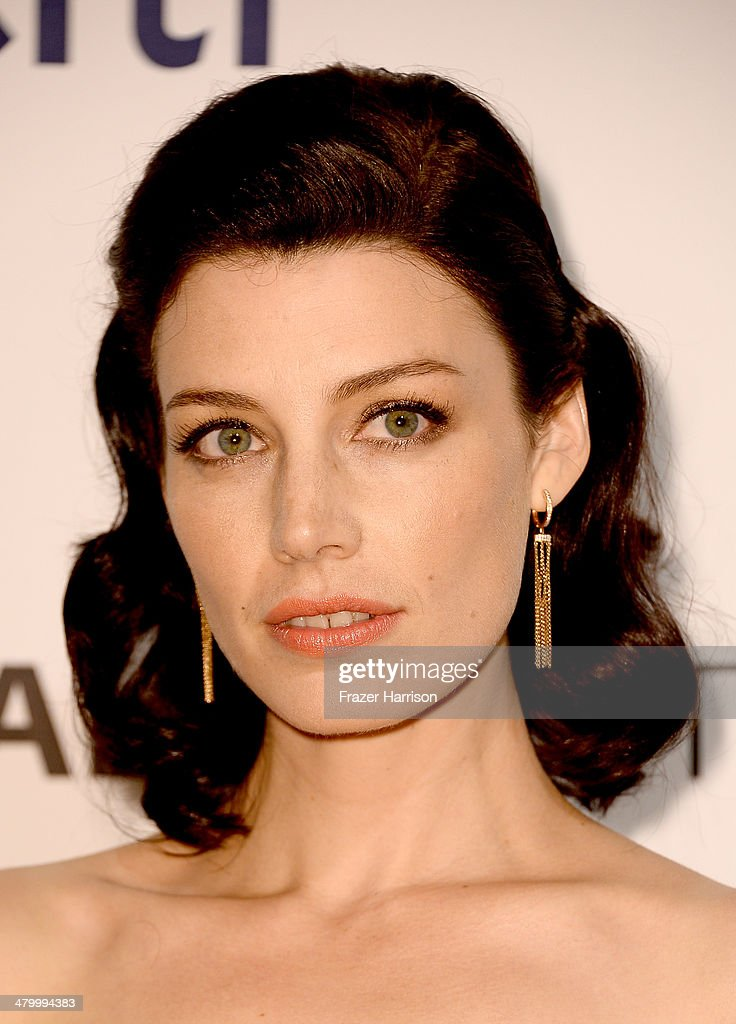 Actress Jessica Pare arrives at The Paley Center For Media's PaleyFest 2014 Honoring 'Mad Men' at Dolby Theatre on March 21, 2014 in Hollywood, California.