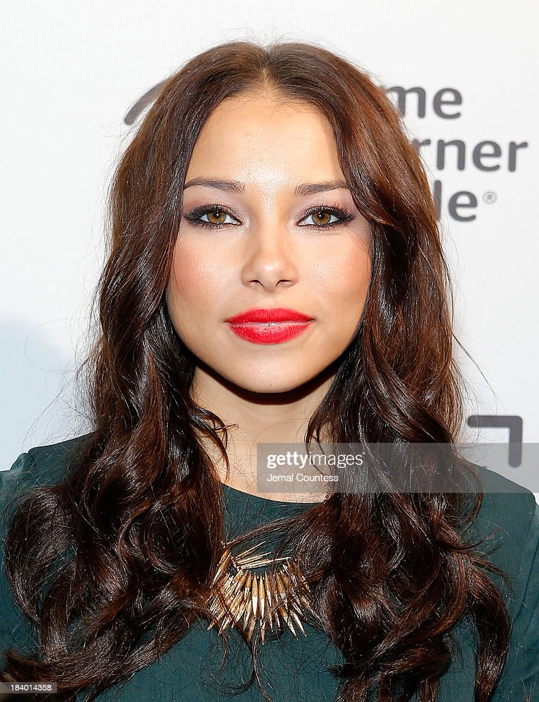 Actress Jessica Parker Kennedy of the show 'Black Sails' attends the Starz Sleep No More Event at The McKittrick Hotel on October 10, 2013 in New York City.