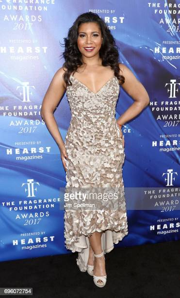 Actress Jessica Pimentel attends the 2017 Fragrance Foundation Awards at Alice Tully Hall Lincoln Center on June 14 2017 in New York City