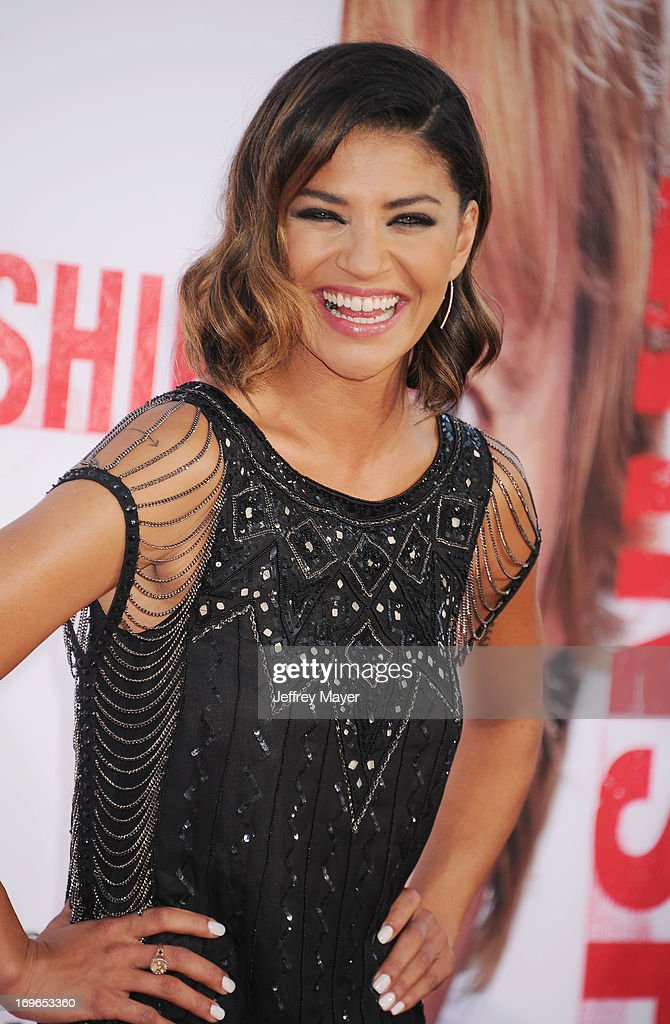 Actress Jessica Szhor arrives at 'The Internship' - Los Angeles Premiere at Regency Village Theatre on May 29, 2013 in Westwood, California.