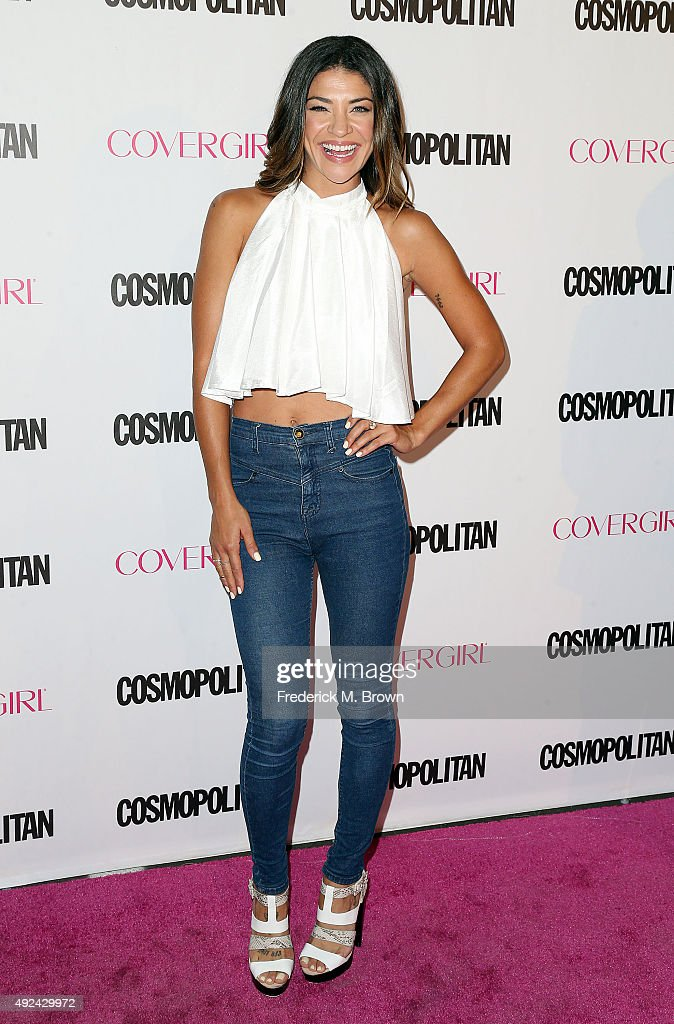 Cosmopolitan Magazine's 50th Birthday Celebration - Arrivals