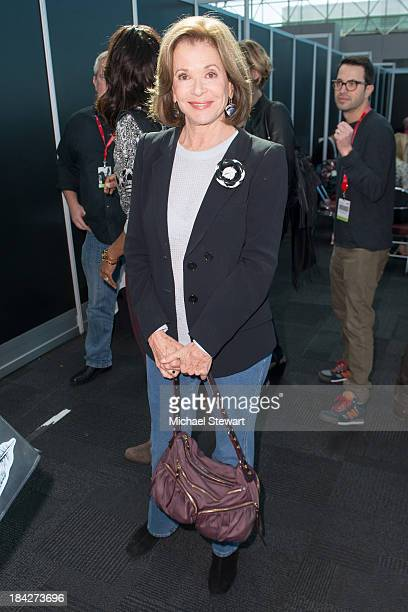 Actress Jessica Walter attends New York Comic Con 2013 at Jacob Javits Center on October 12 2013 in New York City