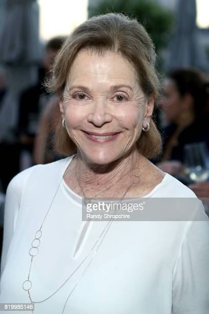 Actress Jessica Walter attends the Entertainment Weekly and FX After Dark event at the EW Studio during ComicCon at Hard Rock Hotel San Diego on July...