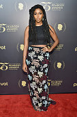 Actress Jessica Williams attends The 75th Annual Peabody Awards Ceremony at Cipriani Wall Street on May 20 2016 in New York City