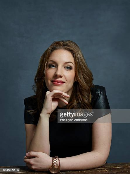 Actress Jessie Mueller is photographed for The Hollywood Reporter on May 23 2014 in New York City