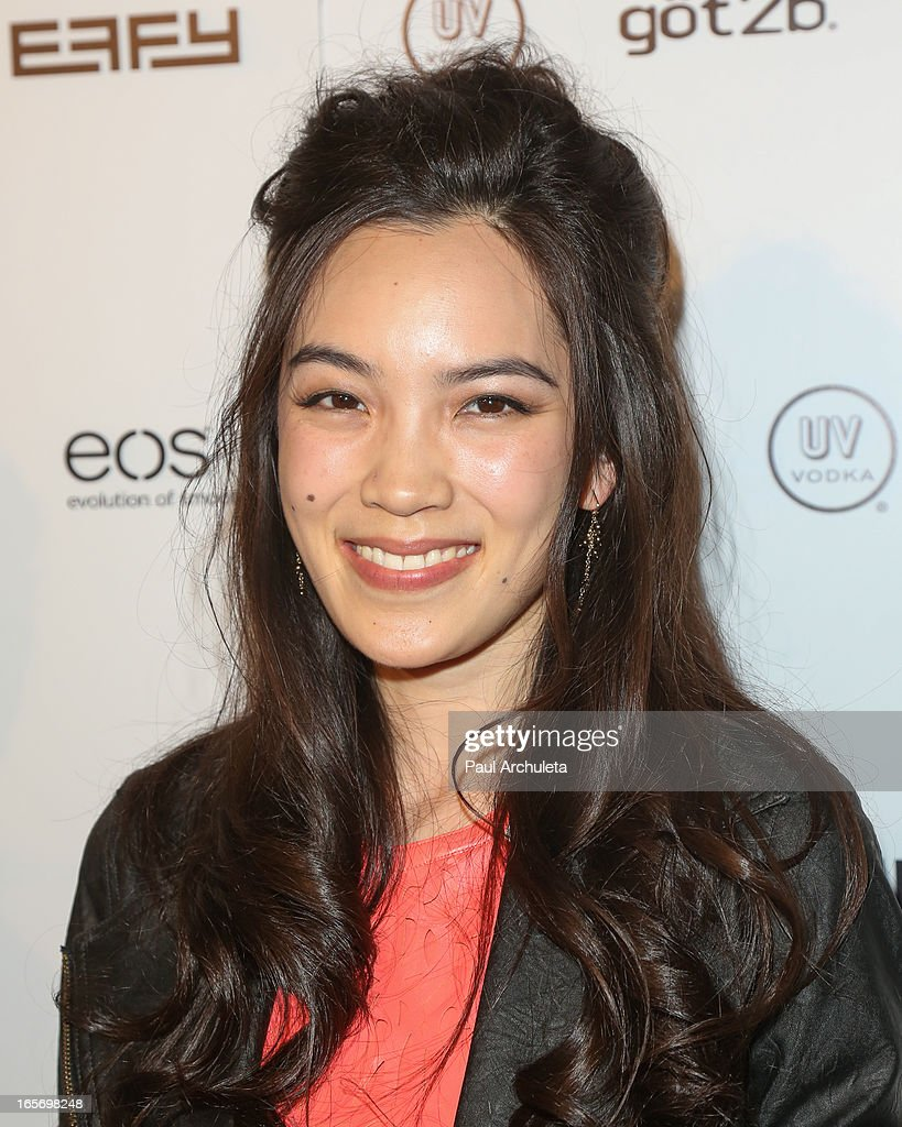 Actress Jessika Van attends Star Magazine's 'Hollywood Rocks' party at Playhouse Hollywood on April 4, 2013 in Los Angeles, California.